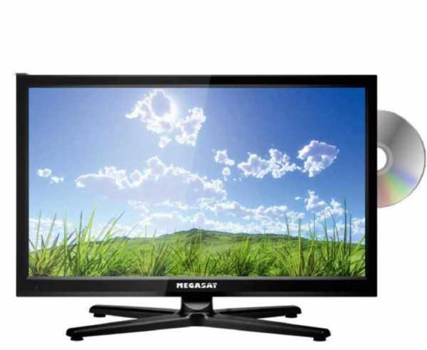 "LED-Fernseher Megasat Royal Line DeLuxe II 22"""