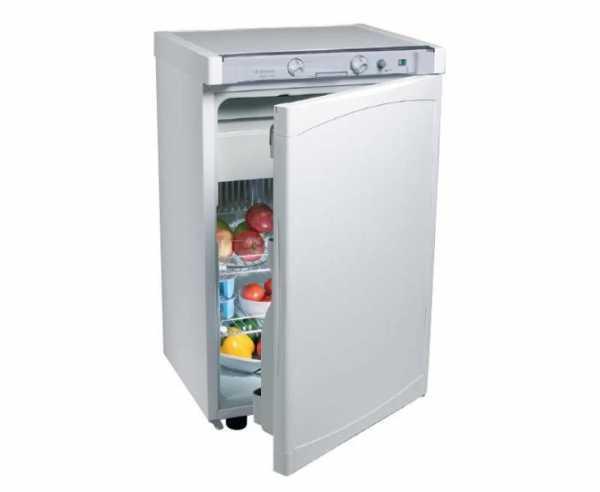 Absorber-Kühlschrank 96l, RGE 2100, 230V/Gas, zugelassen in D,A,CH