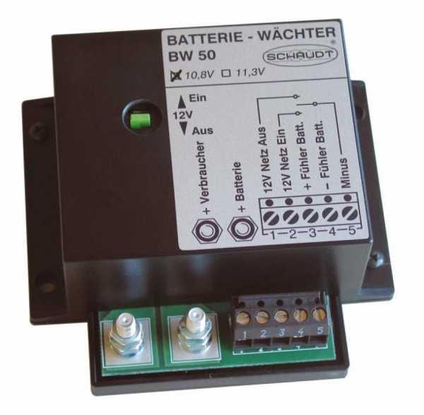 Batteriewächter BW 50