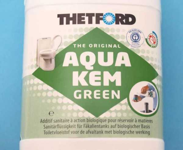 Aqua Kem green30L Kaniste