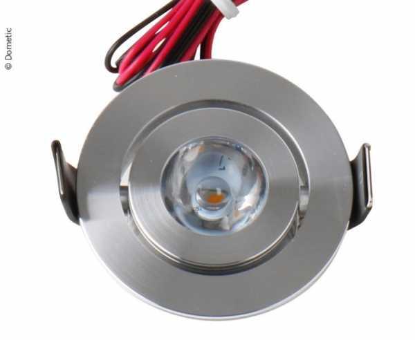 Dometic LED Einbauspot Kerstin 12V/1,4W, dimmbar