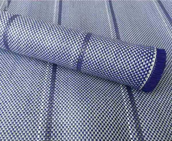 Zeltteppich Arisol Standard, blau, 250cm