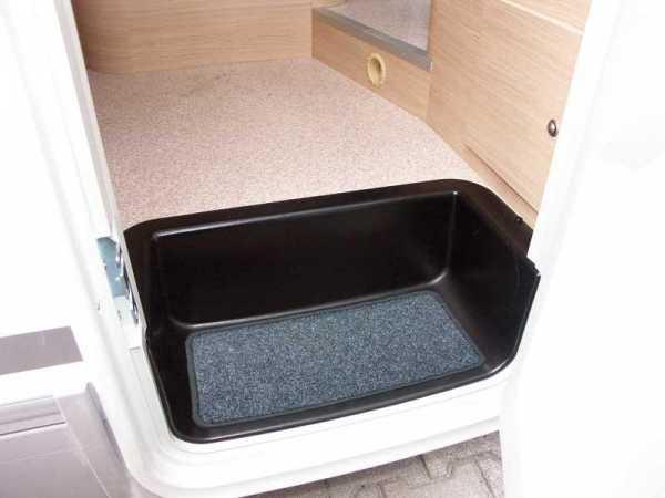 Teppich f.Einstiegsstufe Adria Reisemobile, 45x21cm