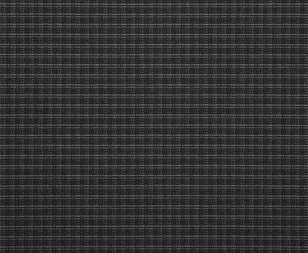 Polsterstoff Double Grid Titanschwarz 3mm kaschiert, 180cm breit